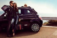 "Nowy kabriolet Fiat ""500C by Gucci"""